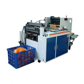 Shopping Bag Making Machine Gf J20e Sv Jandis Industrial Co Ltd